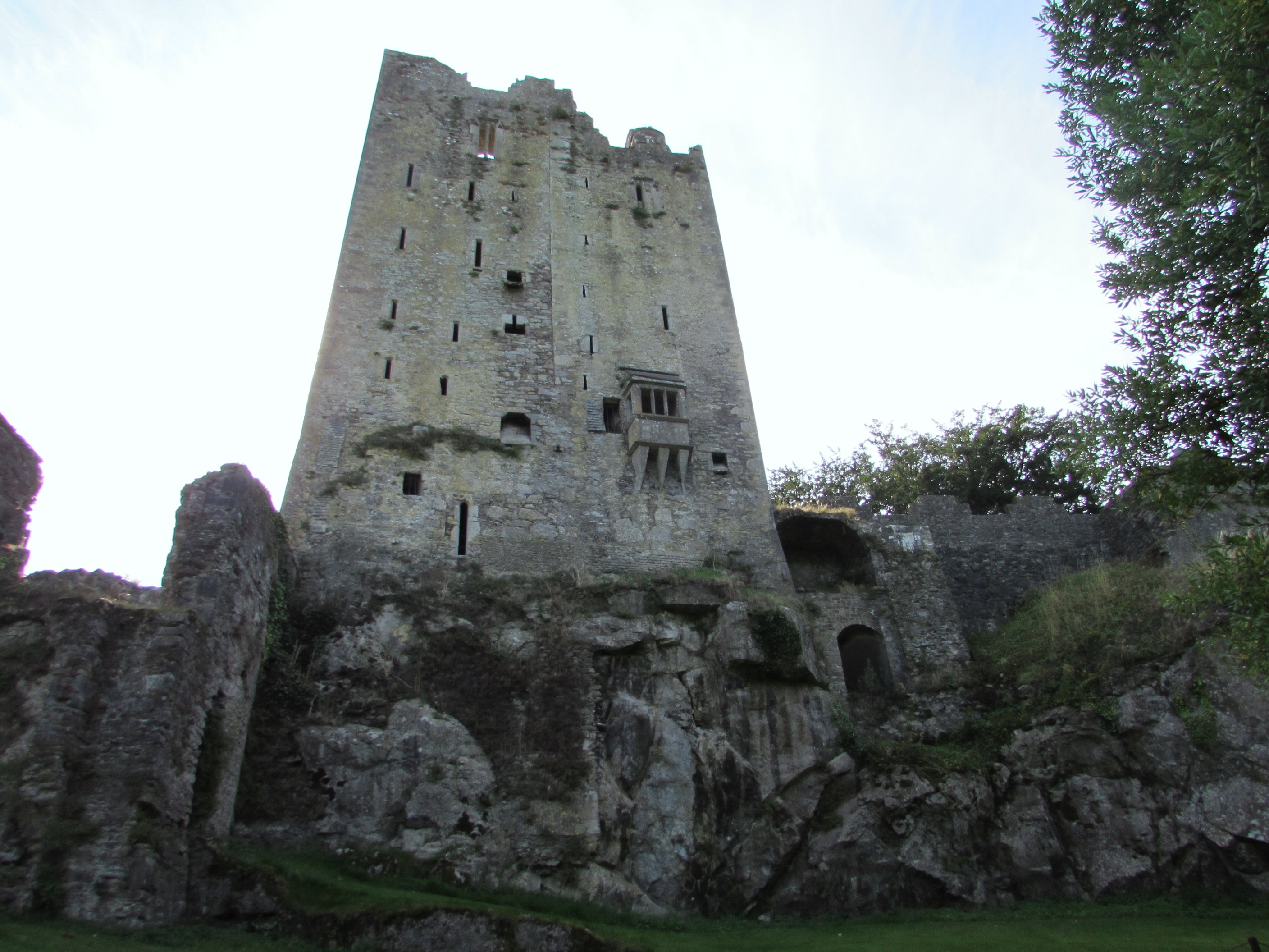Walking gawking in ireland part 2 absurdities of the for The blarney