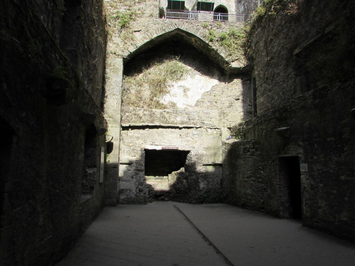Blarney Castle Family Room
