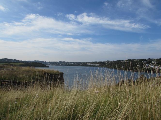 View over Kinsale Harbor