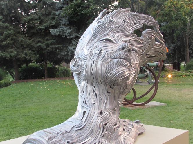 ArtPrize 2013 Sculpture by G.R. Public Museum