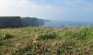 Cliffs Of Moher topside 3