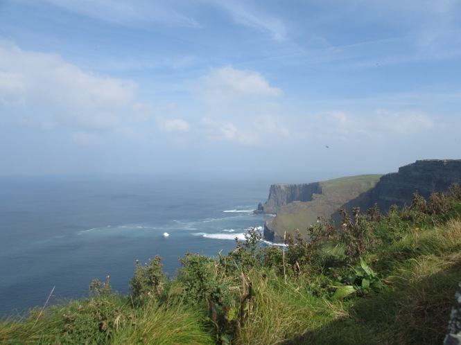 Cliffs of Moher Topside