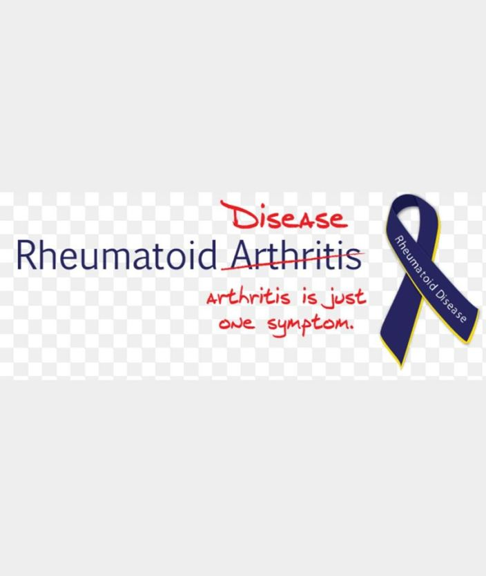 RD arthritis only one symptom